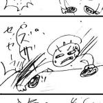 【土星マンガ】エクレア分け分け箱詰め作業